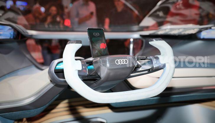 Audi AI:TRAIL quattro - Foto 10 di 33
