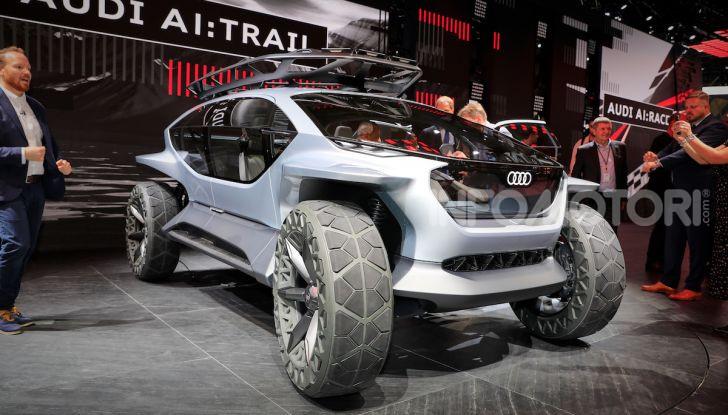 Audi AI:TRAIL quattro - Foto 30 di 33