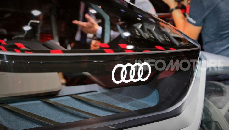 Audi AI:TRAIL quattro - Foto 31 di 33