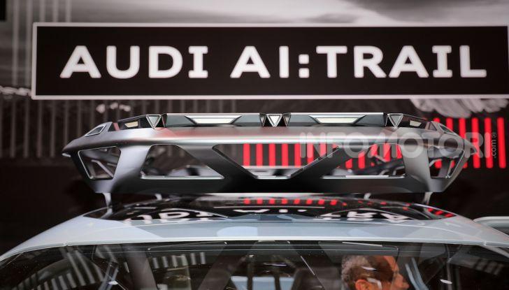 Francoforte 2019, tutte le nuove auto elettriche presentate al Salone - Foto 2 di 64
