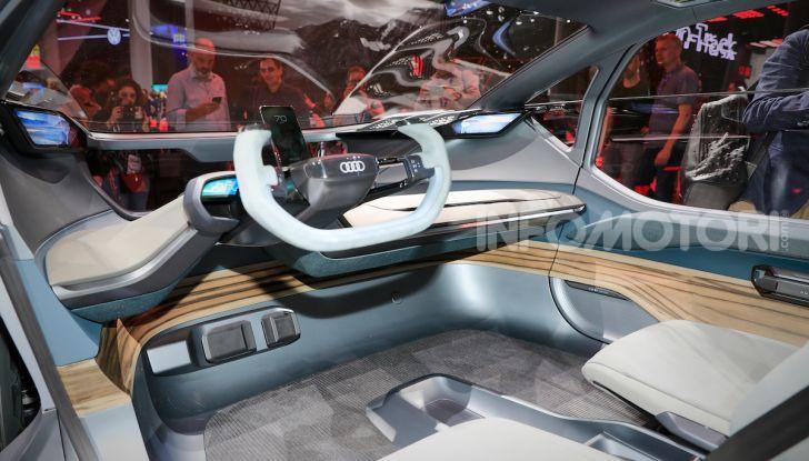 Audi AI:TRAIL quattro - Foto 11 di 33