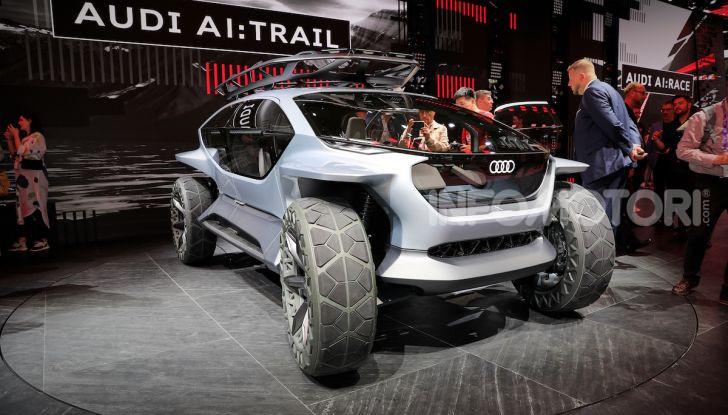 Audi AI:TRAIL quattro - Foto 9 di 33