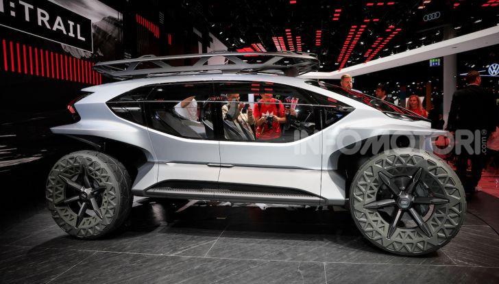 Audi AI:TRAIL quattro - Foto 17 di 33