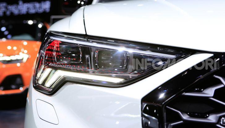 AudiQ3Sportback: il primo SUV coupé compatto della casa dei quattro anelli - Foto 12 di 17