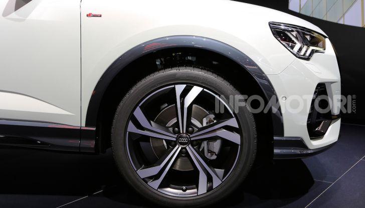 AudiQ3Sportback: il primo SUV coupé compatto della casa dei quattro anelli - Foto 9 di 17