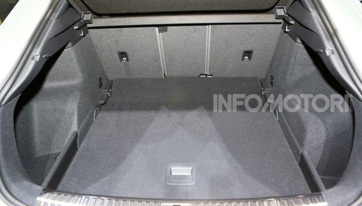 AudiQ3Sportback: il primo SUV coupé compatto della casa dei quattro anelli - Foto 13 di 17