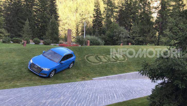 Audi Q5 Tfsi e quattro S tronic, il SUV ibrido sportivo che fa risparmiare - Foto 4 di 12