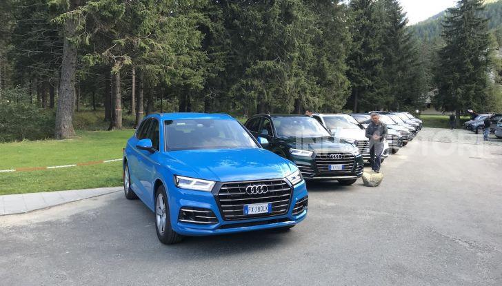 Audi Q5 Tfsi e quattro S tronic, il SUV ibrido sportivo che fa risparmiare - Foto 7 di 12
