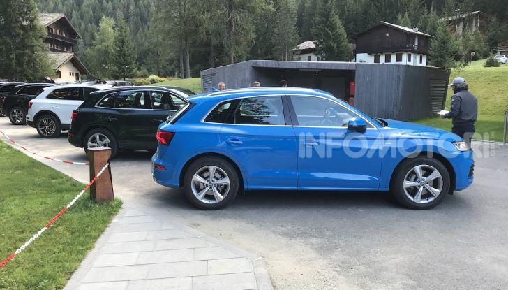 Audi Q5 Tfsi e quattro S tronic, il SUV ibrido sportivo che fa risparmiare - Foto 3 di 12
