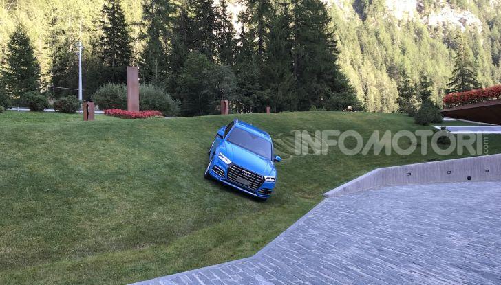 Audi Q5 Tfsi e quattro S tronic, il SUV ibrido sportivo che fa risparmiare - Foto 6 di 12