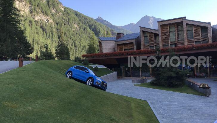 Audi Q5 Tfsi e quattro S tronic, il SUV ibrido sportivo che fa risparmiare - Foto 8 di 12
