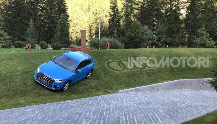 Audi Q5 Tfsi e quattro S tronic, il SUV ibrido sportivo che fa risparmiare - Foto 9 di 12