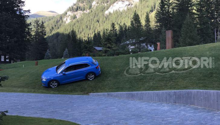 Audi Q5 Tfsi e quattro S tronic, il SUV ibrido sportivo che fa risparmiare - Foto 10 di 12
