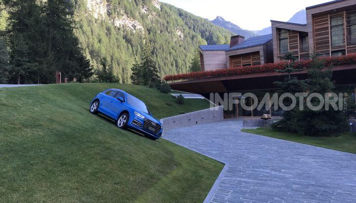Audi Q5 Tfsi e quattro S tronic, il SUV ibrido sportivo che fa risparmiare - Foto 11 di 12