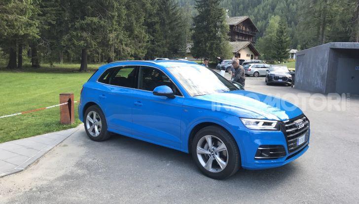Audi Q5 Tfsi e quattro S tronic, il SUV ibrido sportivo che fa risparmiare - Foto 2 di 12
