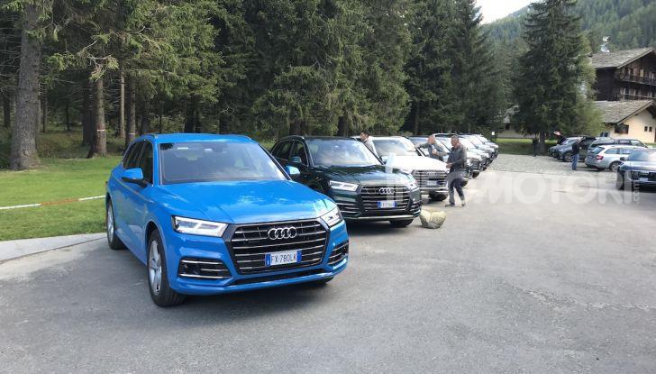 Audi Q5 Tfsi e quattro S tronic, il SUV ibrido sportivo che fa risparmiare - Foto 1 di 12