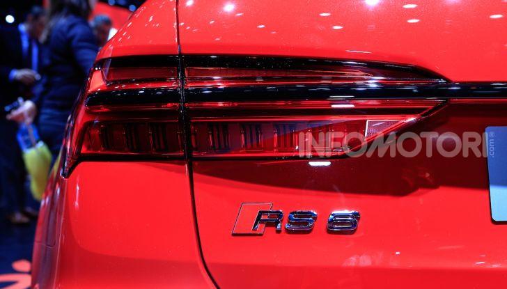 Audi RS6 Avant: un po' station wagon un po' supercar - Foto 8 di 23
