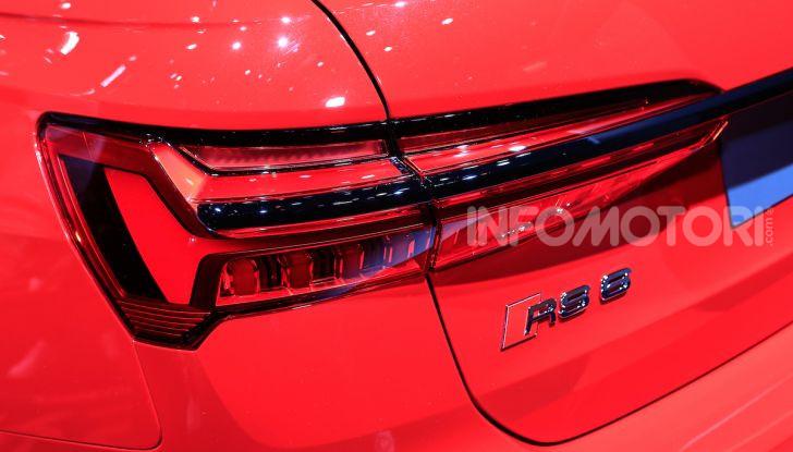 Audi RS6 Avant: un po' station wagon un po' supercar - Foto 15 di 23