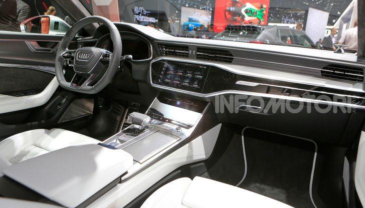 Audi RS6 Avant: un po' station wagon un po' supercar - Foto 21 di 23