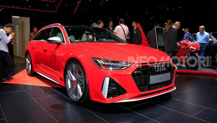 Audi RS6 Avant: un po' station wagon un po' supercar - Foto 1 di 23