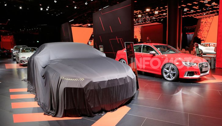 Audi RS7 Sportback 2020: linea muscolosa e prestazioni da supercar - Foto 13 di 19