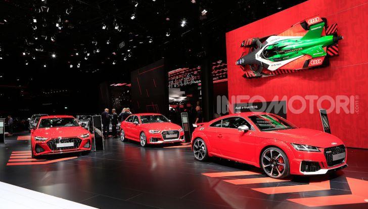 Audi RS7 Sportback 2020: linea muscolosa e prestazioni da supercar - Foto 2 di 19
