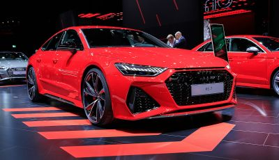 Audi RS7 Sportback 2020: linea muscolosa e prestazioni da supercar