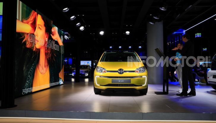 Francoforte 2019, tutte le nuove auto elettriche presentate al Salone - Foto 64 di 64