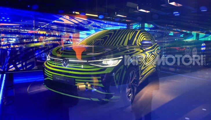 ID.4, il SUV elettrico secondo Volkswagen - Foto 8 di 30