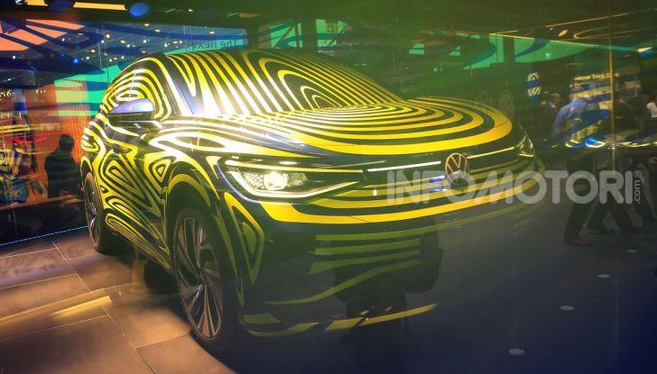 ID.4, il SUV elettrico secondo Volkswagen - Foto 2 di 30