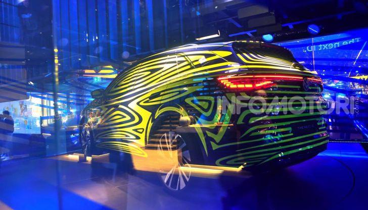 ID.4, il SUV elettrico secondo Volkswagen - Foto 3 di 30