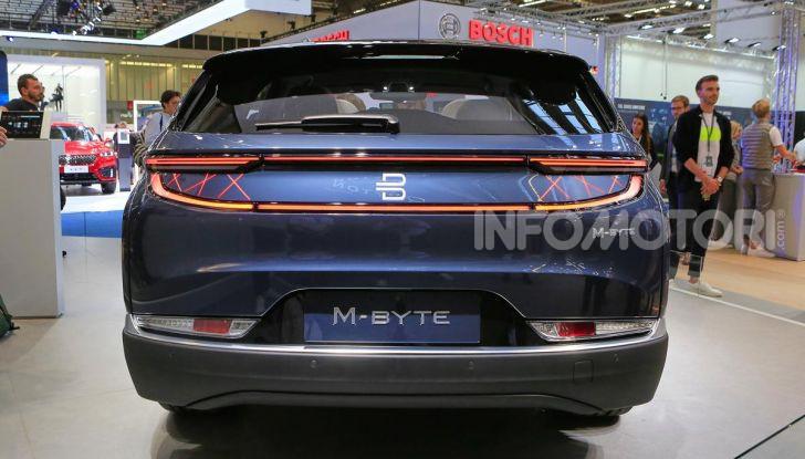 Francoforte 2019, tutte le nuove auto elettriche presentate al Salone - Foto 50 di 64