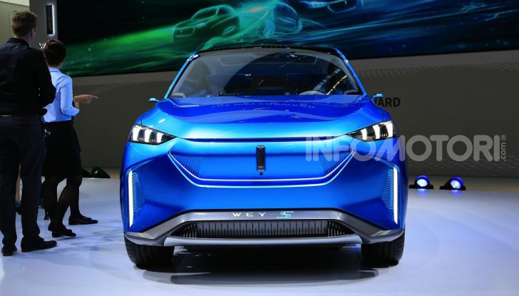 Francoforte 2019, tutte le nuove auto elettriche presentate al Salone - Foto 49 di 64