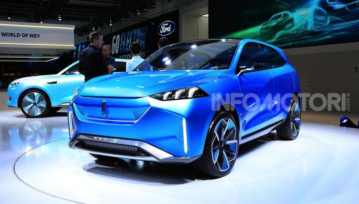 Francoforte 2019, tutte le nuove auto elettriche presentate al Salone - Foto 48 di 64