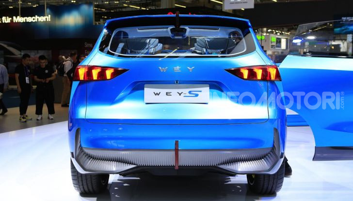 Francoforte 2019, tutte le nuove auto elettriche presentate al Salone - Foto 47 di 64