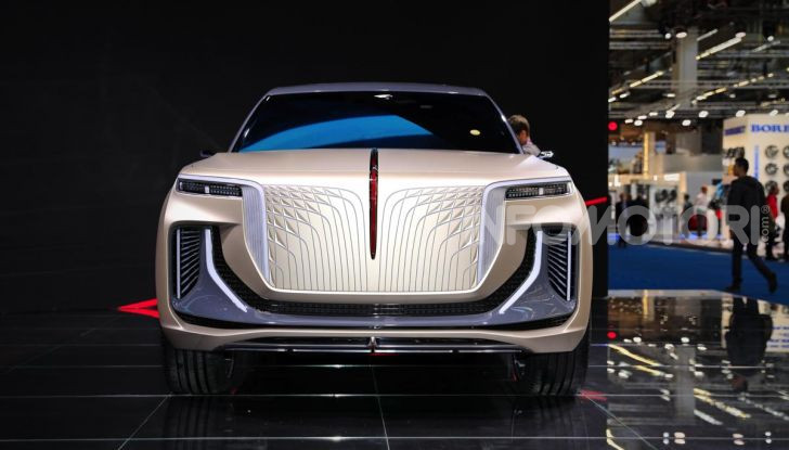 Salone dell'Auto Monaco di Baviera 2021: informazioni e date - Foto 59 di 64
