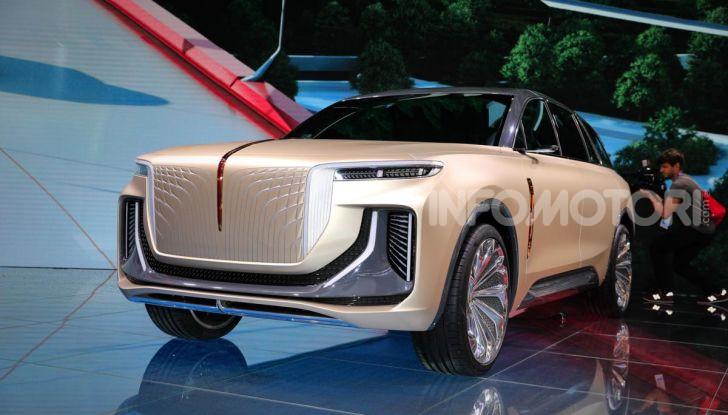 Francoforte 2019, tutte le nuove auto elettriche presentate al Salone - Foto 60 di 64