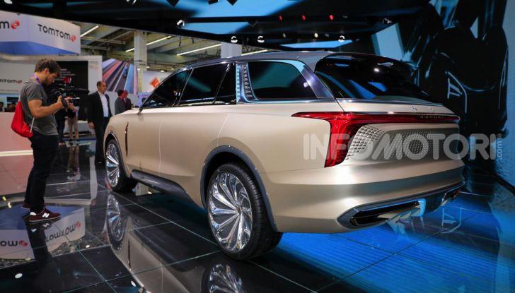 Francoforte 2019, tutte le nuove auto elettriche presentate al Salone - Foto 57 di 64