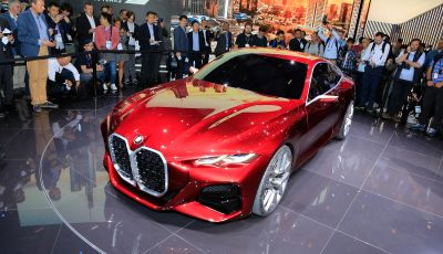 BMW Concept 4 anticipa il design futuro del brand