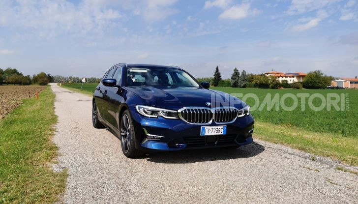 [VIDEO] Prova su strada nuova BMW Serie 3 Touring: La regina è tornata! - Foto 9 di 35