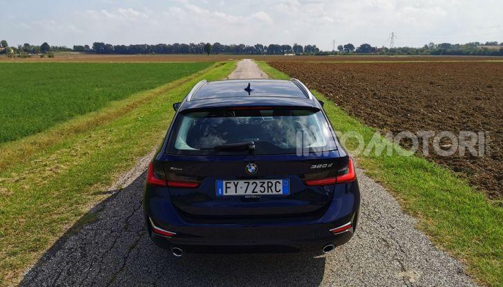 [VIDEO] Prova su strada nuova BMW Serie 3 Touring: La regina è tornata! - Foto 12 di 35