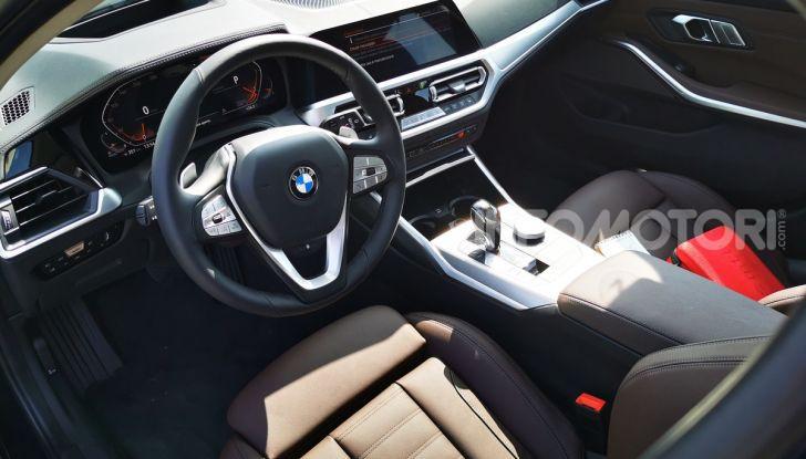 [VIDEO] Prova su strada nuova BMW Serie 3 Touring: La regina è tornata! - Foto 7 di 35