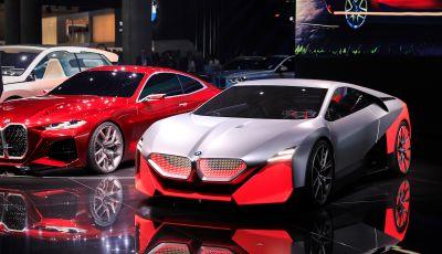 Vision M NEXT: l'auto del futuro secondo BMW