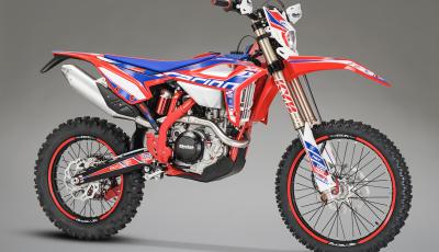 Beta lancia sul mercato la nuova RR Racing