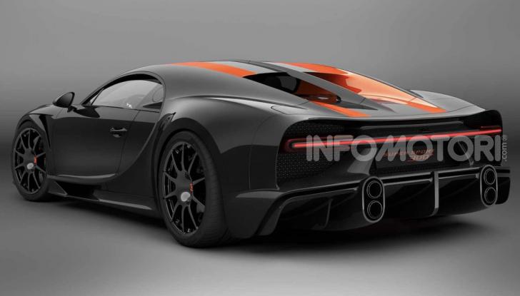 Bugatti Chiron Super Sport 300+: unica e senza compromessi - Foto 1 di 3