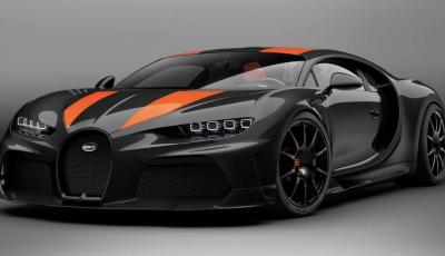 Bugatti Chiron Super Sport 300+: unica e senza compromessi