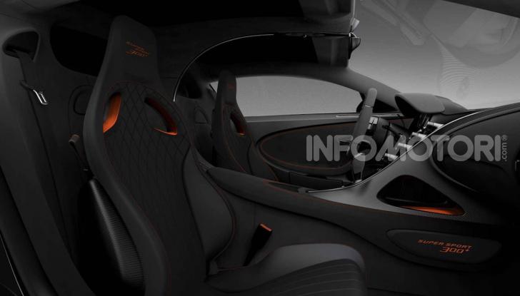 Bugatti Chiron Super Sport 300+: unica e senza compromessi - Foto 3 di 3