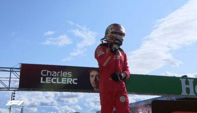 F1 2019, GP d'Italia: back-to-back di Leclerc a Monza, la Ferrari torna in vetta dopo nove anni di astinenza