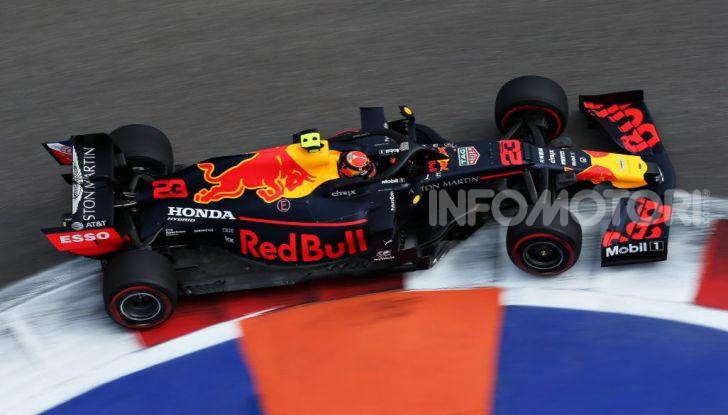F1 2019, GP di Russia: Verstappen brilla nelle libere di Sochi e mette in riga Leclerc - Foto 13 di 13