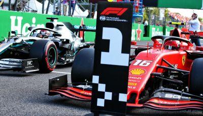 F1 2019, GP d'Italia: Leclerc infiamma Monza e centra la quarta pole della carriera davanti alle Mercedes